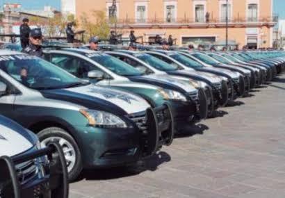 Fuera de servicio el 33 por ciento de las patrullas