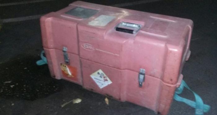 Localizan en Celaya la fuente radiactiva robada en Querétaro; había alerta en seis estados