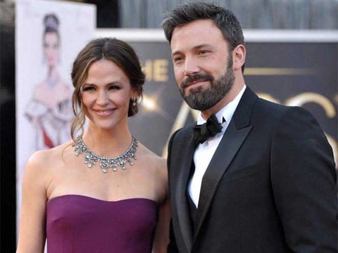 Jennifer Garner decide divorciarse de Ben Affleck