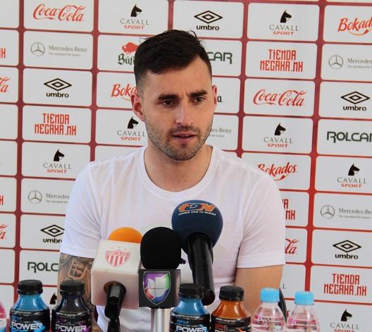 Contra Santos no cometeremos los mismos errores del sábado: L.F. Gallegos