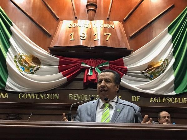 Propone el PVEM anular el cobro por la carta de no antecedentes penales