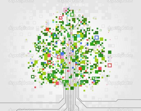 Crean árbol capaz de generar electricidad