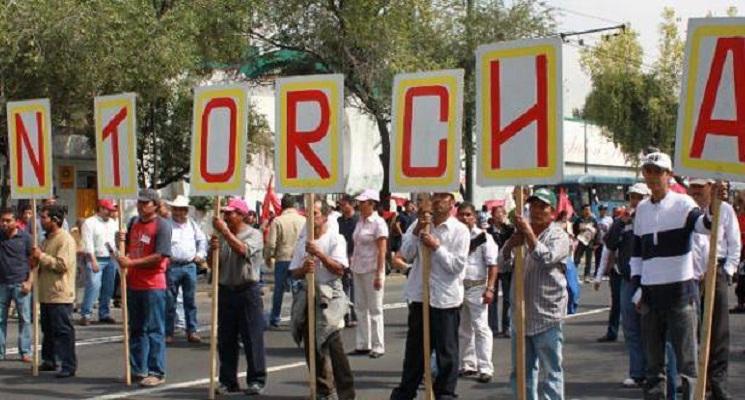 Antorchistas se manifestarán en SAGARPA para exigir apoyos prometidos