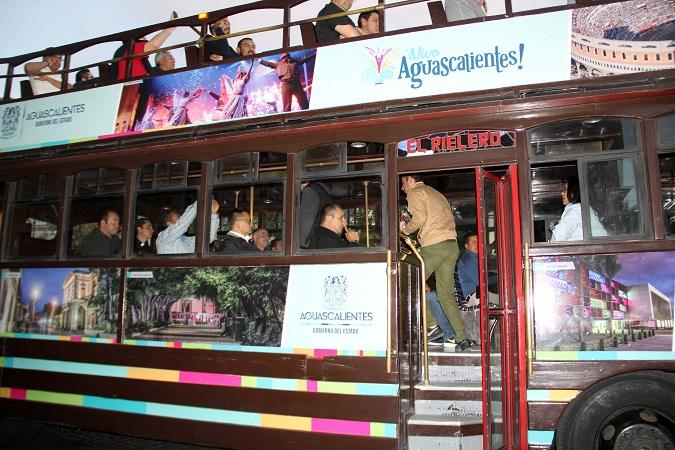 13 mil personas visitaron Aguascalientes en el primer puente del año