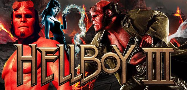 Guillermo del Toro anuncia cancelación de Hellboy 3