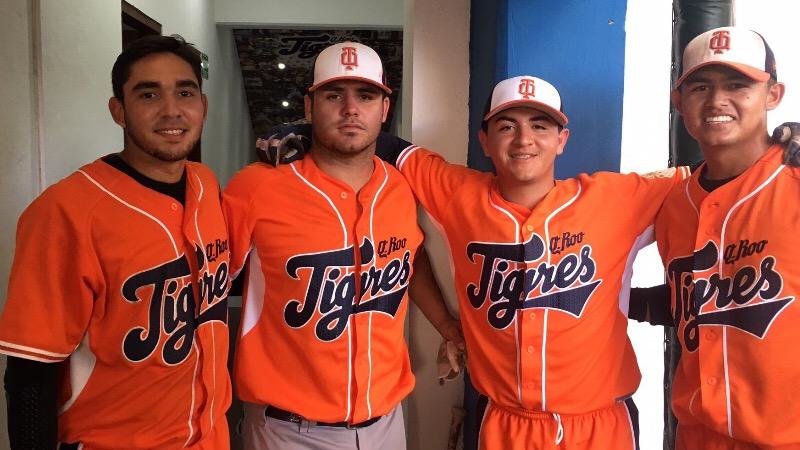 Los Tigres no jugarán en la Liga Mexicana de Beisbol