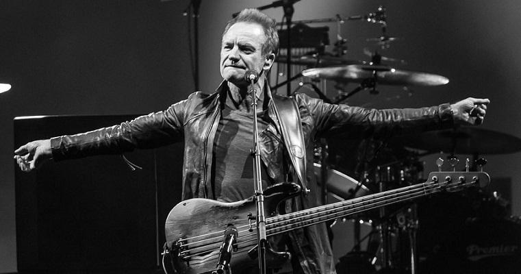 Confirman conciertos de Sting en México