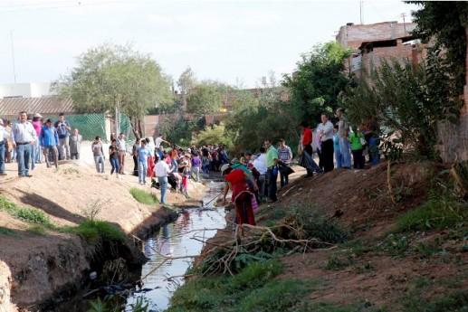 Inseguridad y problemas de salud cerca de arroyos en Ags: Semadesu