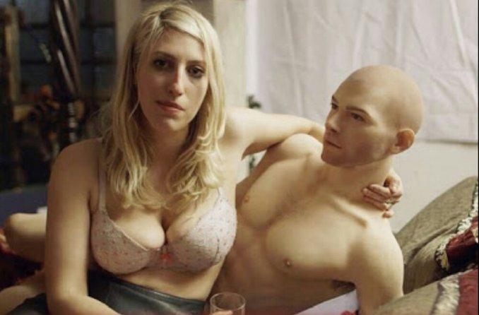 Ya hay muñecos sexuales para mujeres