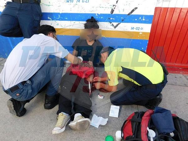 Decena de motociclistas asaltan y apuñalan a ciclista en el IV Centenario