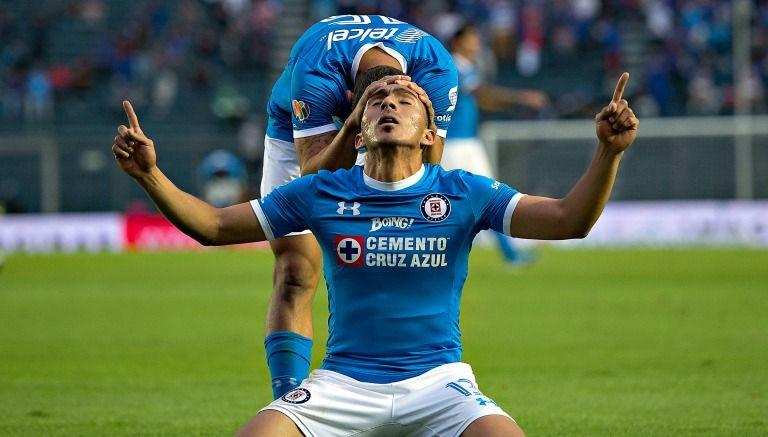 Cruz Azul da la sorpresa y vence a Jaguares de Chiapas