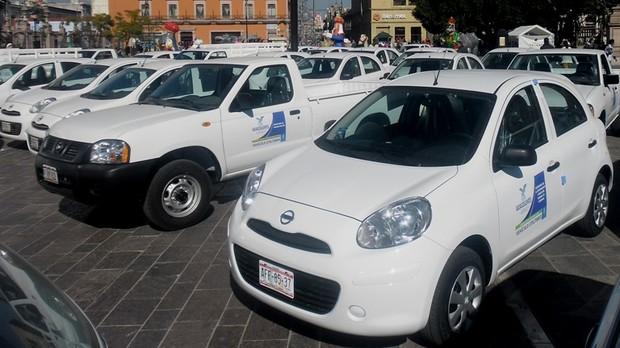 JAMC le dejó a TJE unos 400 vehículos inservibles