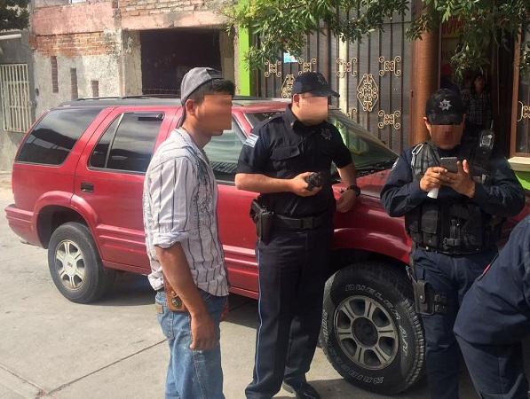 Frustran policías nueva extorsión telefónica a habitante de Tepezalá