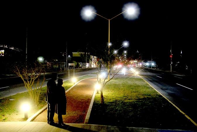 Empresa privada abastecerá de energía limpia al alumbrado público del MuniAgs