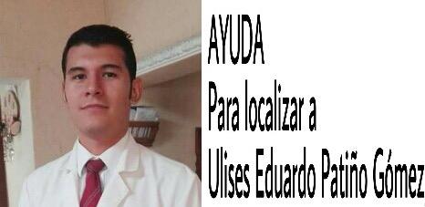 Desapareció estudiante de medicina de la UAA