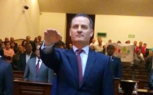"""Urrutia asume Fiscalía de Ags. """"Habrá justicia en todos sentidos"""": promete"""