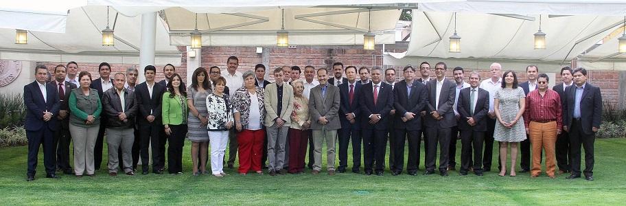 Se reúne MOS con rectores de 40 instituciones de educación superior de Ags.