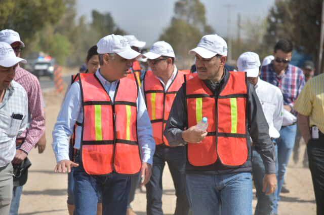 Invertirán 46 mdp en ampliación de carreteras de Jesús María
