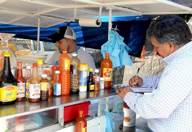 Verifica el MuniAgs sanidad de productos del mar durante la cuaresma