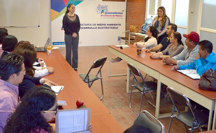 Promueve SEMADESU programa para uso racional de recursos sustentables