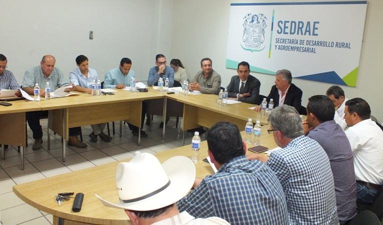 Se presentó el programa de actividades de Expo Ganadera en la FNSM