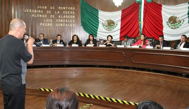 ONG´s presentan propuestas y proyectos ante el Cabildo de Ags.