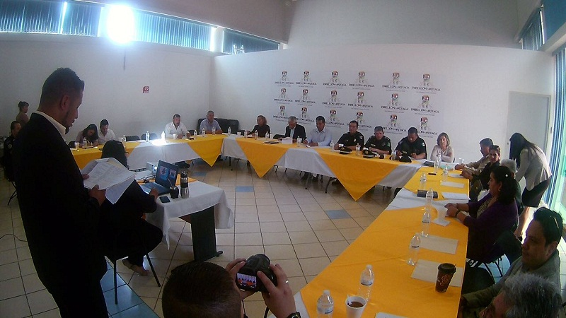 """10 comunidades de Pabellón de Arteaga se integran al programa """"Vecino vigilante"""""""