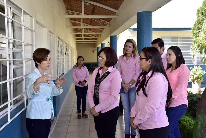 Busca DIF Estatal fomentar los valores en municipios del interior
