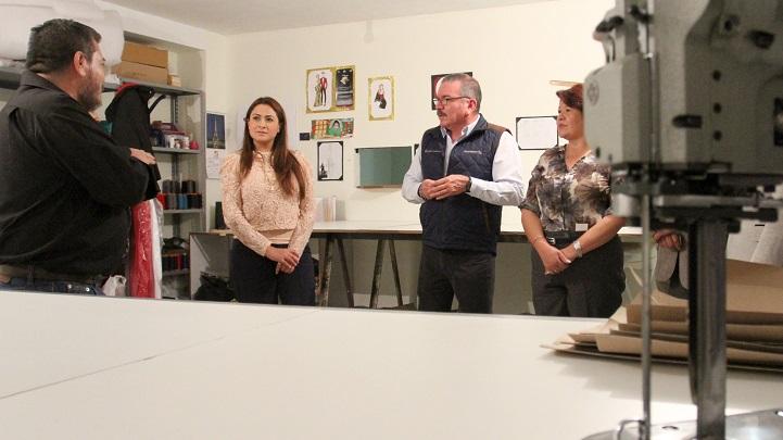 Reafirma Tere Jiménez apoyo a emprendedores locales