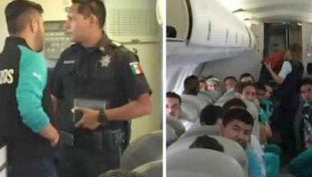 Bajan de vuelo a jugadores de Santos Laguna que viajarían rumbo a Aguascalientes