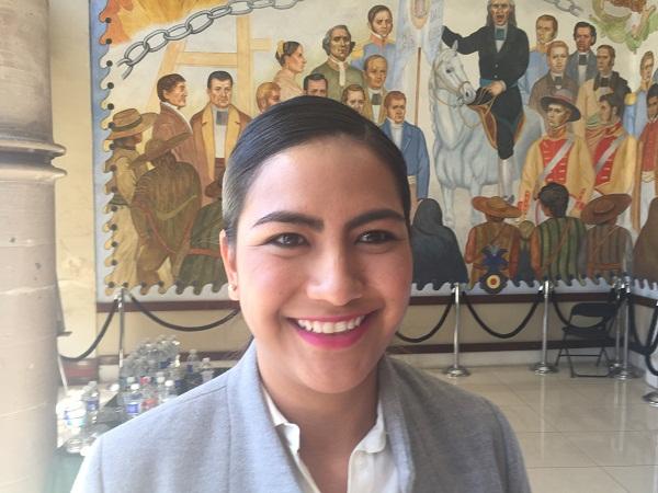 Con el nuevo fiscal se deben reducir robos y asaltos: Lupita De Lira
