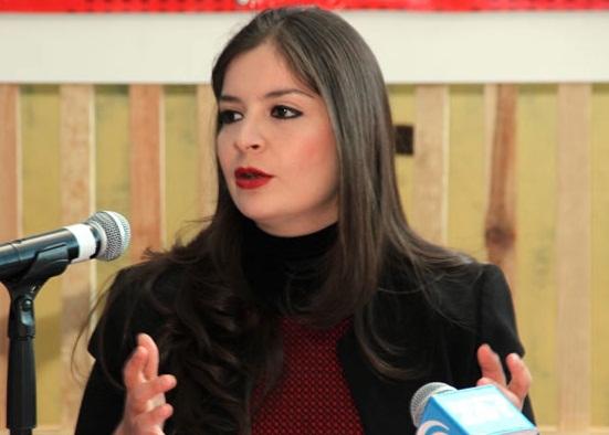 Rectora de la UTR pidió a maestros votar a favor de Lorena Mtz.