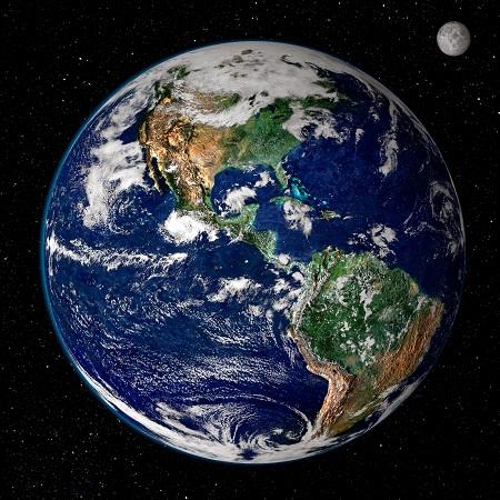 ¿Qué pasaría si la Tierra tuviera el doble de sus dimensiones?