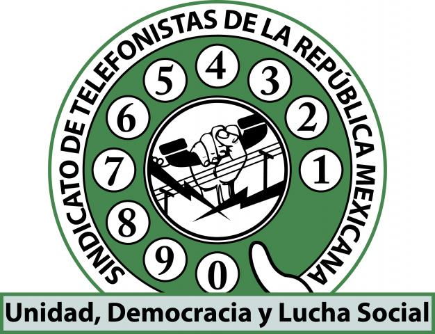 Telefonistas se manifiestan para exigir respeto a sus derechos laborales