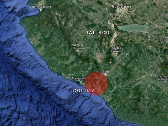 Sismo de 4.6 en Colima; no hay heridos ni daños