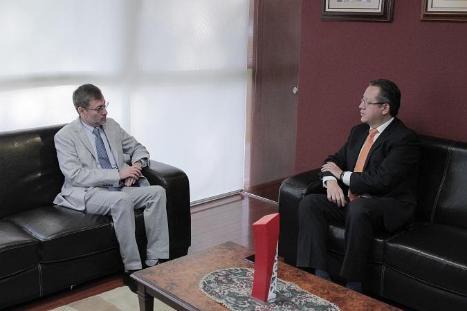 SEFIRECU y UAA firman convenio de colaboración en rendición de cuentas