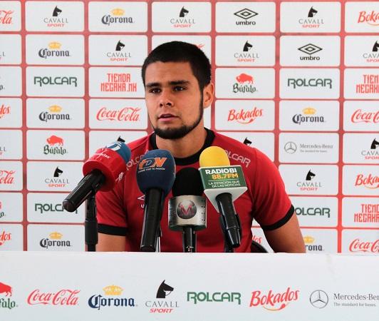 He cumplido mi sueño de llegar a Primera División: Diego Hernández