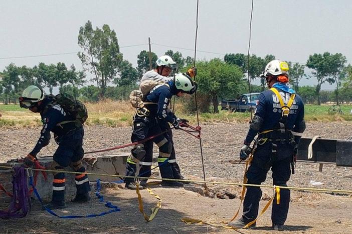 Menor de edad cae a pozo y lo encuentran muerto 5 días después en Guanajuato