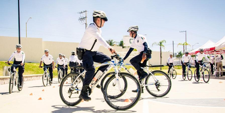 Ofrecen curso de capacitación para policías en la SSPM de Ags.