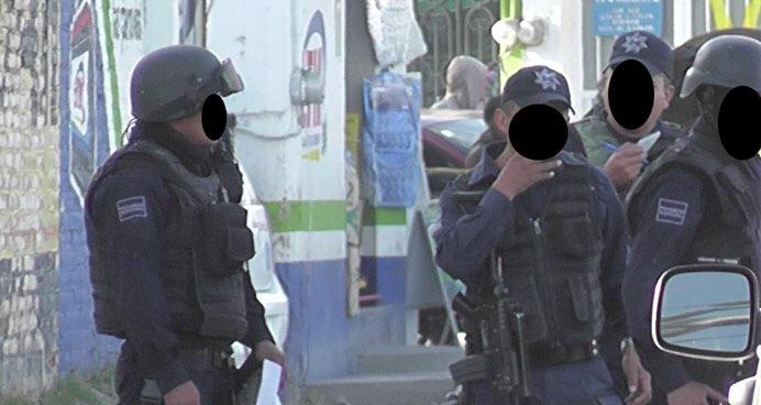 Detienen en Aguascalientes a 2 narcopolicías de Zacatecas