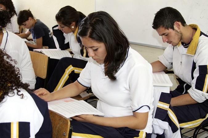Más de 9 mil alumnos de bachillerato presentaron la prueba PLANEA en Ags.