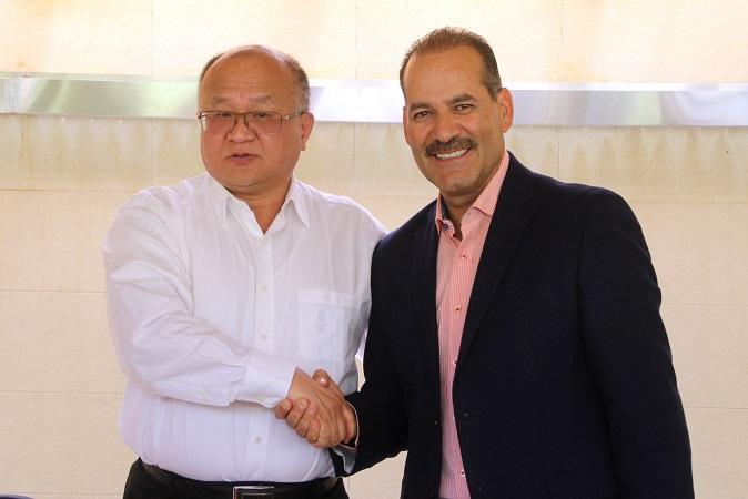 Minth invertirá 350 mdd en ampliación de su planta en Aguascalientes