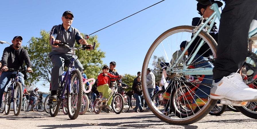 Se compromete el MuniAgs a construir 5 km de ciclovías