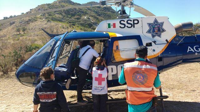 Urge Benítez a mejorar equipamiento de helicóptero del MuniAgs