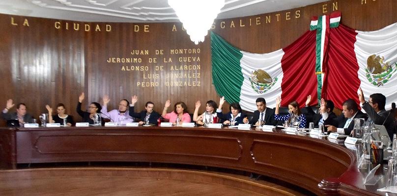 Aprueba Cabildo cuentas públicas del primer trimestre del MuniAgs