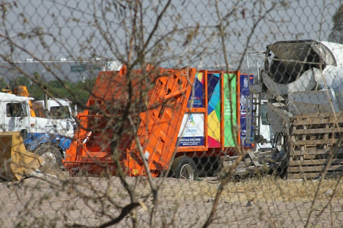 El MuniAgs compró 5 camiones recolectores de basura de manera ilegal: N. Ventura