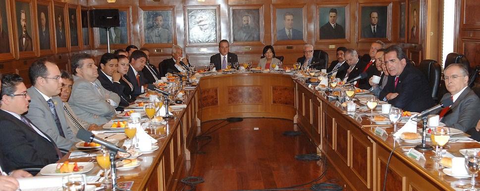 SEFIRECU: en mayo presentan denuncias vs miembros del gabinete de CLT