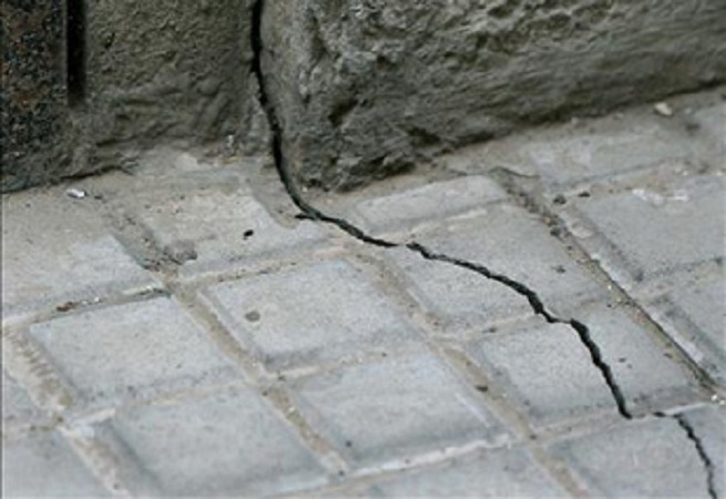 Hay fallas geológicas en 320 km de territorio del municipio capital