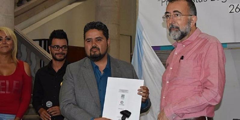 Iván Sánchez recibe propuestas de reformas sobre derechos humanos