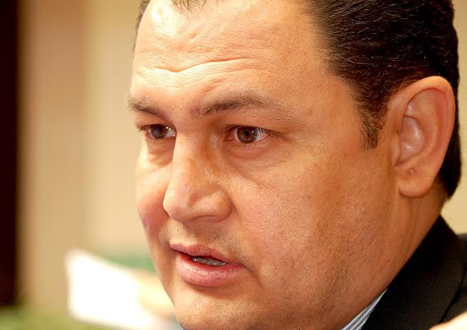 Dice Nájera que quiere sancionar a J. González por hacer auditoría y no avisarle